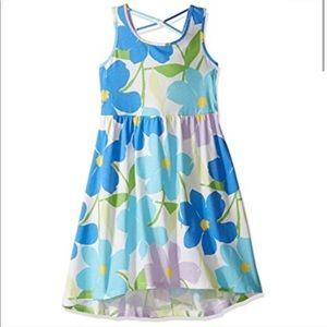 The Children's Place Girl's' Cross Back Dress XS